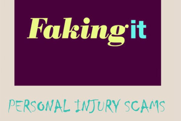 Injury Claim Scams: Crash for Cash, Flash for Cash & cripples who go jogging